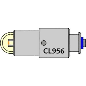 Carley CL 956 3,5V Otoskop Ampulü