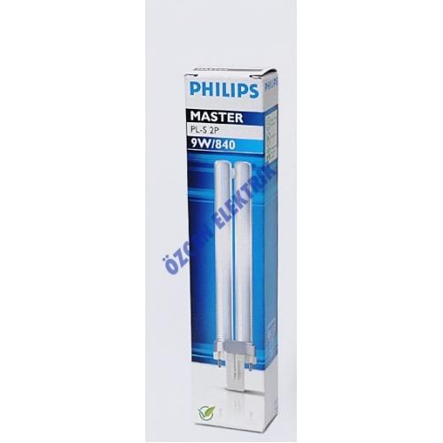 PHILIPS MASTER PL-S 9W/840/2P G23