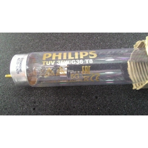 PHILIPS 36W UVC TUV T8 G13 254 nm 120cm