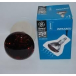 İnfrared Ampul 250W GENERAL E27 Q=125MM
