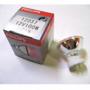 12037 PHILIPS 12V 100W G5,3 AMPUL DİŞ DOLGU