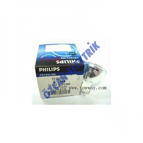 5995 PHILIPS 21V 150W GX5.3  EJM